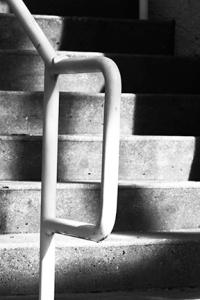 72 dpi grey stairs